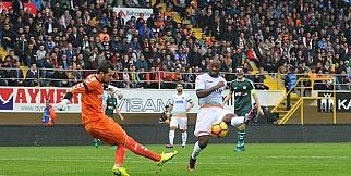 Alanyaspor- Konyaspor : 2-3