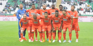 Konyaspor: Alanyaspor :2 -3