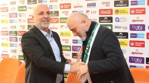 Alanyaspor'da Karaman Dönemi Başladı