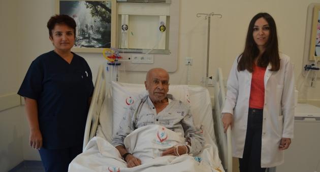 Türkiye' de Sağlıkta bir  ilk