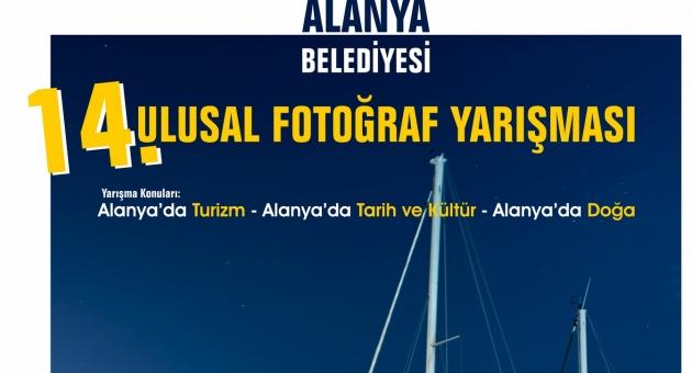 Alanya'yı Alatan En Güzel Fotoğrafları Yarışacak