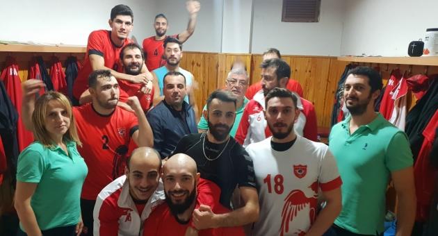 Elmaspor'u 3-0 yendik