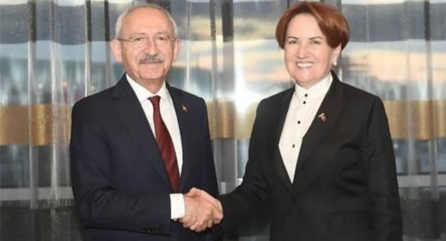 CHP ve 'İyi Parti' anlaştı