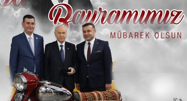 Türkdoğan'dan Bayram MEsajı