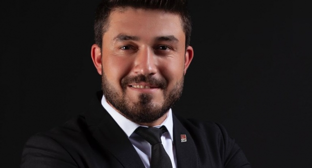 CHP'de ilk aday Gürkan Yılmaz