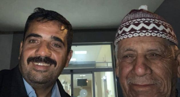 Muhtar Ahmet Sarı'nın Babası Vefat Etti