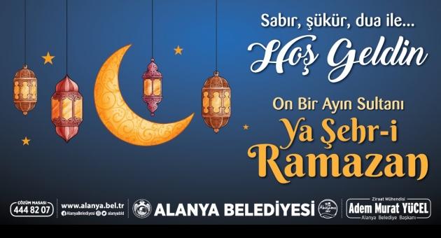 Hoşgelindin Ya Şehr-i Ramazan