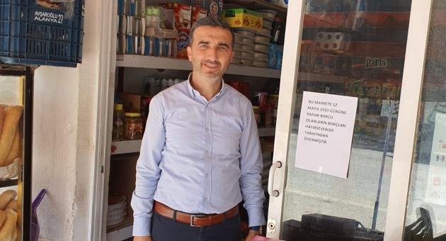 MÜSİAD ALANYA'DA 'ZİMEM DEFTERİ' ALDI