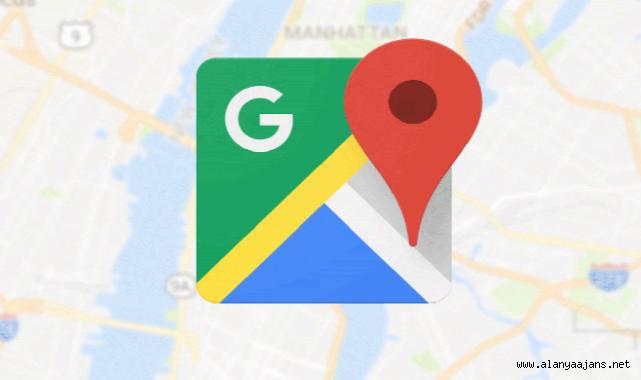Google haritalardan güncelleme