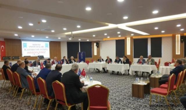 Alanya'da ekonomik sorunlar masaya yatırıldı