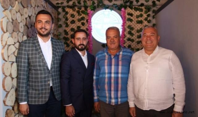 Alanya'nın siyasileri Konaklı'daki açılışta buluştu