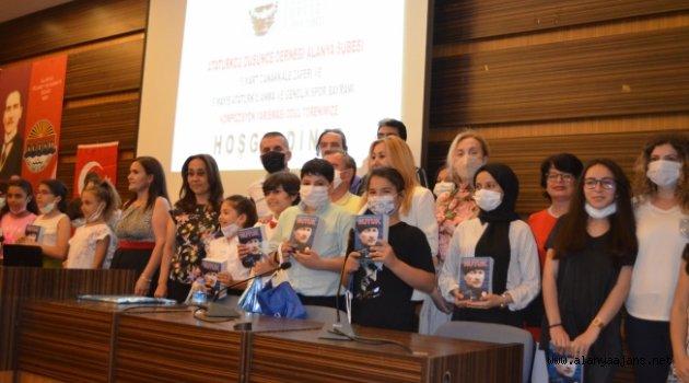 ADD Alanya öğrencileri ödüllendirdi