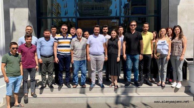 Alanya AK Parti'de Şok İstifa