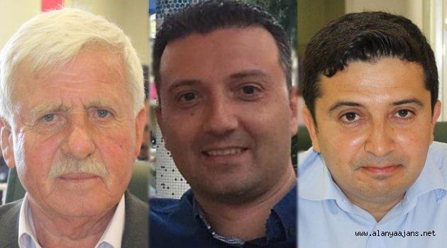 Alanya Belediyesi'nin yeni encümen üyeleri belli oldu!