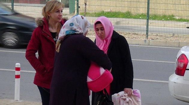 Alanya'da 1 Kadın Fetö'den Gözaltında