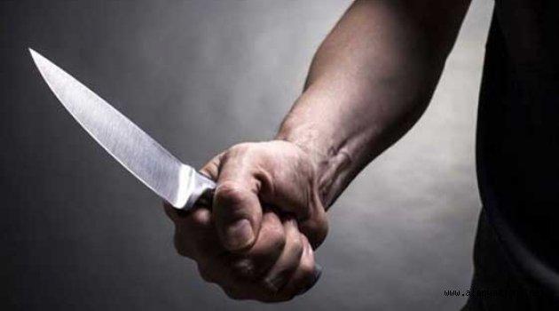 Alanya'da bıçaklı kavga: 1 ağır yaralı!