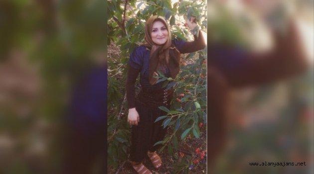 Alanya'da cam silerken düşen kadın öldü
