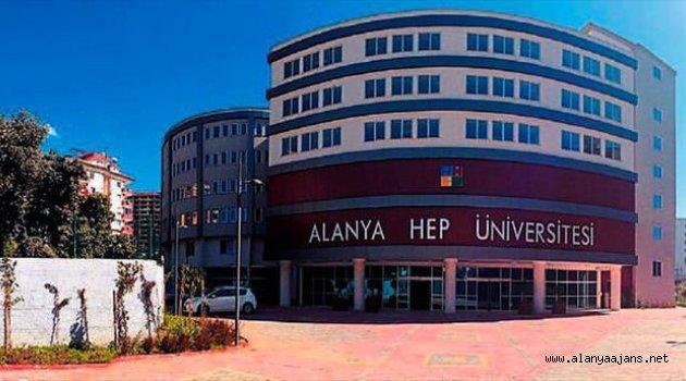 Alanya Hep Üniversitesi yurt dışına açılıyor