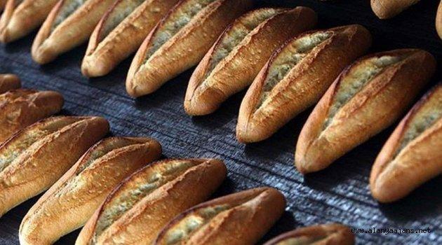 Alanya'da ekmek 2 TL oldu