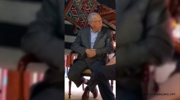 Alanya'da Hasbul'un babası öldü