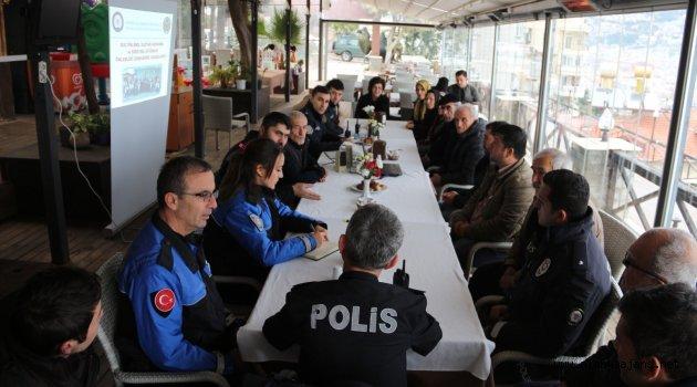 Alanya'da Huzur Toplantıları sürüyor