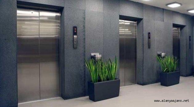 Alanya'da kontrolleri yapılmayan asansörler mühürlenecek