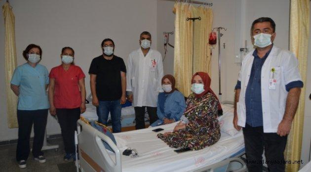 Alanya'da talasemi hastalarından kan bağışı çağrısı