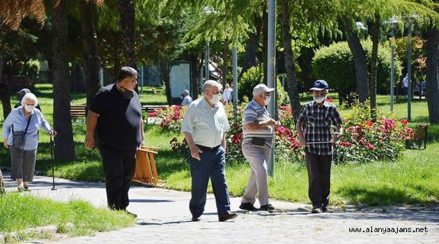 Alanya'daki 65 yaş üstü vatandaşlar dikkat!