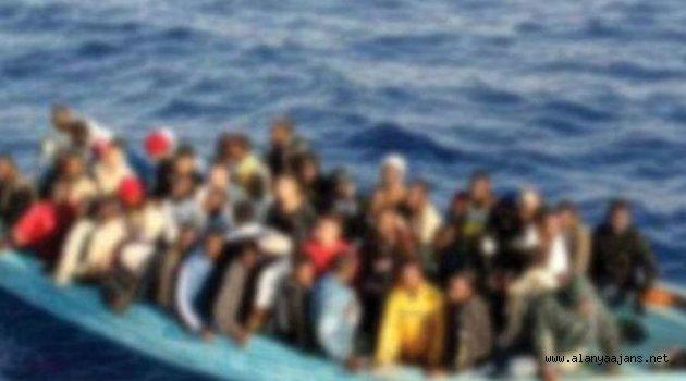 Alanya'dan Kıbrıs'a Kaçmışlar