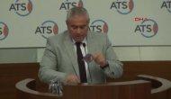 Antalya - Atso Başkanı Çetin: Kişi Başına Milli Gelir 8 Bin Dolara Düştü