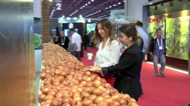 Antalya Dünyanın En Büyük Seracılık Fuarı Growtech Eurasia Açıldı