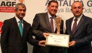 Antalya Gazeteciler Cemiyeti'nden Corendon'a Özel Ödül