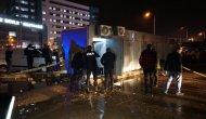 Antalya'da Silahlı Atm Soygunu