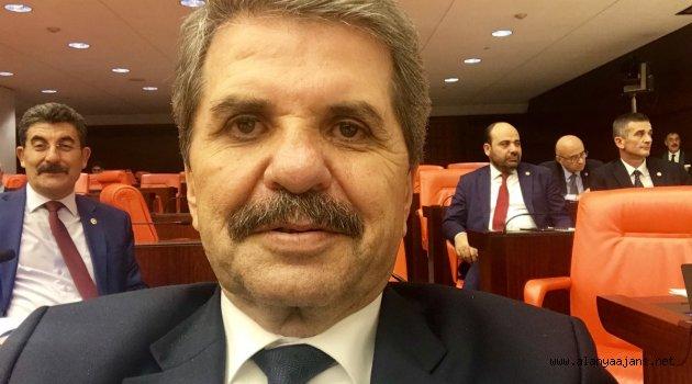 Bahşi'den mecliste önerge