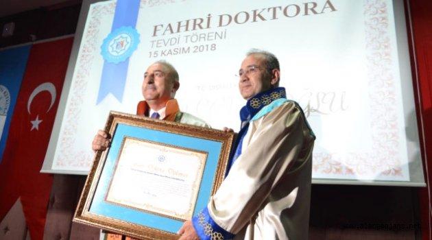 Bakan Çavuşoğlu: Dış Politikamız İçin Elimizden Geleni Yapıyoruz