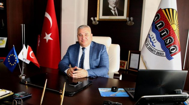 BAŞKAN ŞAHİN'DEN THOMAS COOK TOPLANTISI