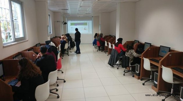 Belediye'den MEB onaylı kurs