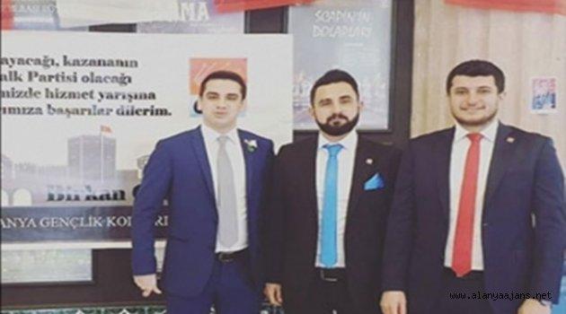 CHP Alanya gençliğinde şaşırtan istifa