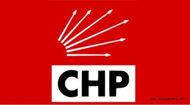 CHP Alanya'da acı kayıp