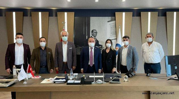 CHP heyetinden Antalya çıkarması
