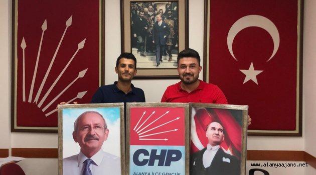 CHP'li başkan ve rakibi buluştu
