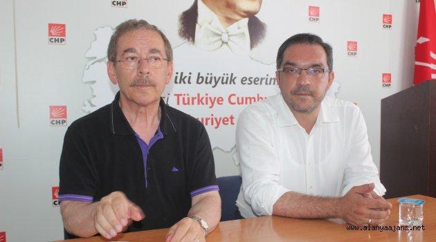 CHP'li Şener O Tartışmaya Girmedi