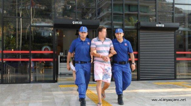 Döverek Öldüren Rus Tutuklandı