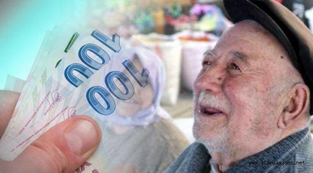 Emeklilere çifte bayram