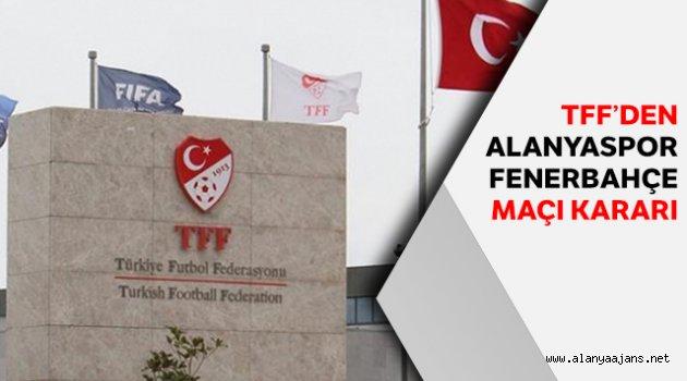 Fenerbahçe'nin başvurusuna red