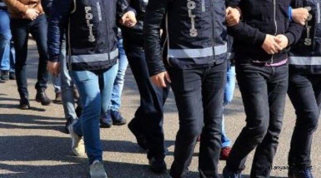 FETÖ Operasyonunda 60 Gözaltı
