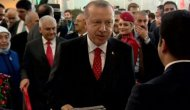 İstanbul Yeni Havalimanı'nın İlk Biletini Erdoğan Aldı