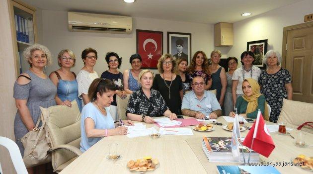 Kadın Meclisi genel kurulu yapıldı