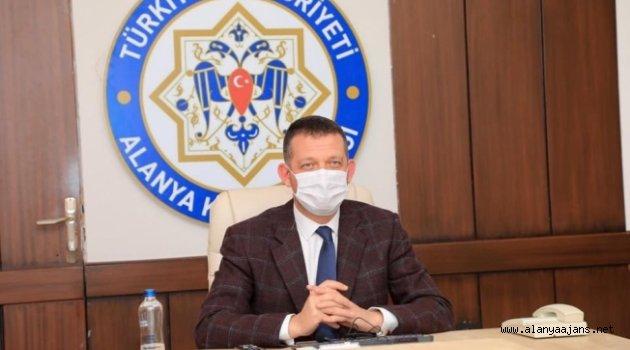 Kaymakam Ürkmezer'den Alanya halkına uyarı
