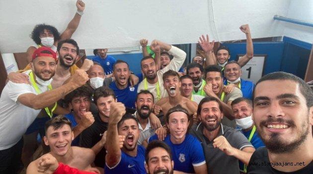 Kestelspor evinde 3 puanı 3 golle aldı!